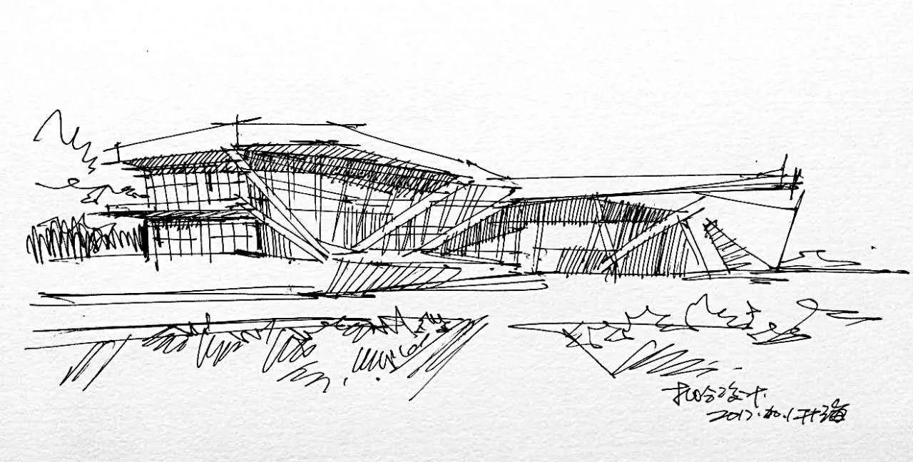 建筑设计·设计师的浪漫狂想曲-上海野火创意