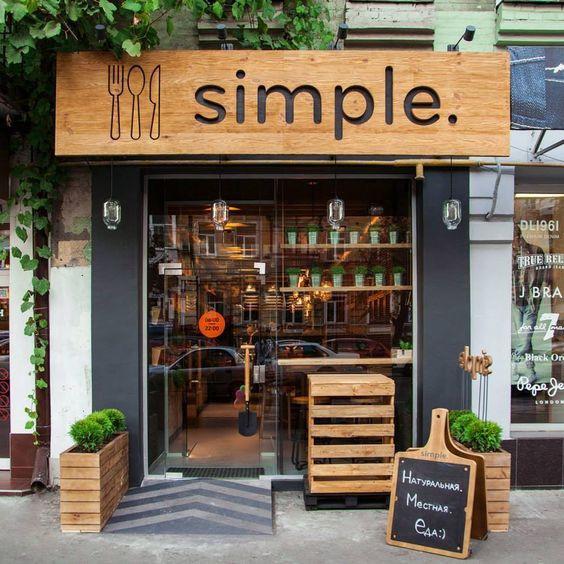 餐饮设计·门面设计的颜值-上海野火创意