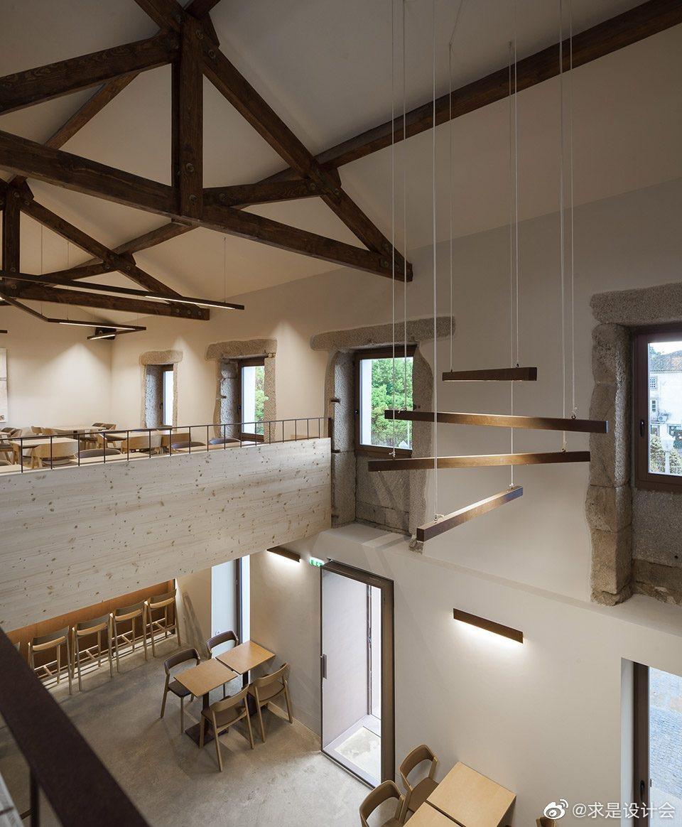 空间设计· Entre Portas酒吧餐厅-上海野火创意