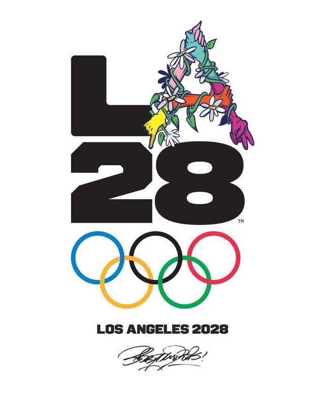 LOGO设计 · LA28-上海野火创意